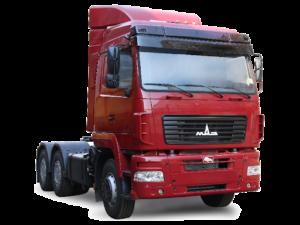 Седельный тягач МАЗ 6430Е8-520-012